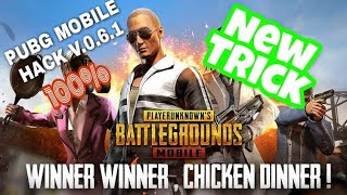 How to hack PUBG MOBILE v.0.6.1 new VIP script || by Tricks And Bugs ||