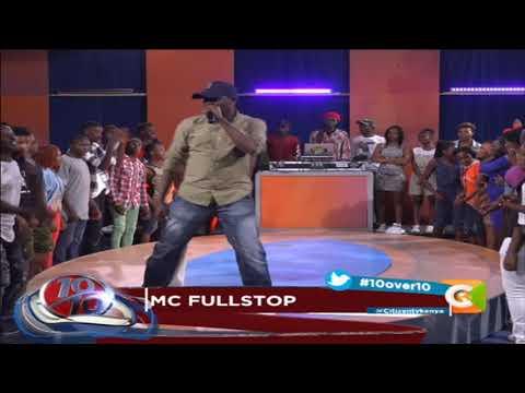 MC Fullstop Live #10Over10