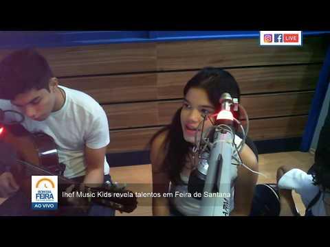 Entrevista com campeã e vice campeão da 3º edição do IHEF Music Kids