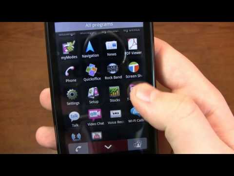 Video: T-Mobile myTouch 4G Review Part 1
