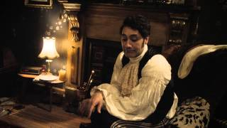 "WHAT WE DO IN THE SHADOWS - clip 3: Vampire style - ""Dead but delicious."""