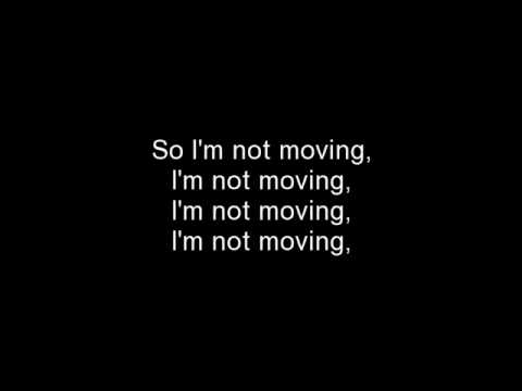 The Man Who Can't Be Moved - The Script (Lyrics)
