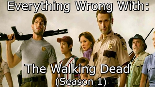 Everything Wrong With: The Walking Dead | Season 1