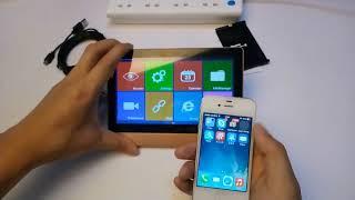 iHome4 Home Video Intercom Door Phone support App Control