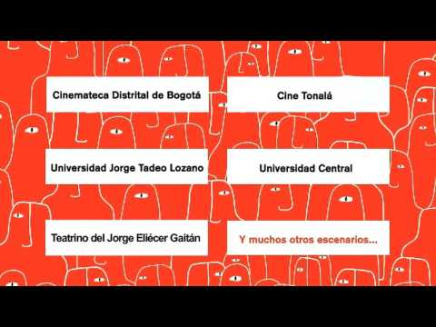 Spot oficial - Segundo Festival de Cine Creative Commons Bogotá 2015
