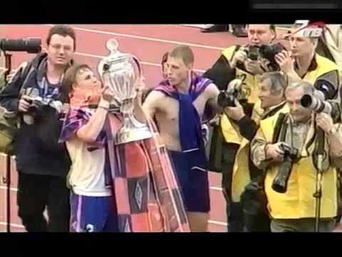 Футбол России в сезоне 2002