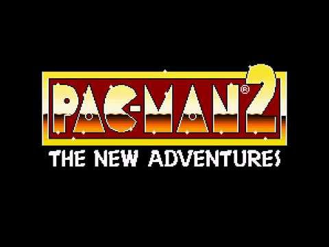 Pac-Man 2 - The New Adventures - Pac-Man 2 -The New Adventures - (SNES) - Arcade Game Codes! - User video