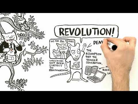 RSA Animate - The Internet in Society: Empowering or Censoring Citizens?