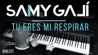 Michael W. Smith - This is the Air I Breathe // Tu Eres Mi Respirar (Solo Piano Cover) by Samy Galí