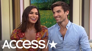 'Bachelor In Paradise's' Ashley I. & Jared Haibon Want To Get Married Next Summer! | Access
