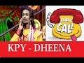 Courier Boys Irritates KPY Dheena | Prank Call With Crazy Boyz #7| Namma Area Chennai