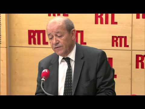 Jean-Yves Le Drian : Je veux créer la première armée d'Europe