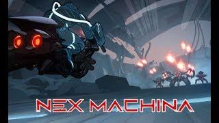 Nex Machina | Боевые роботы, крутые взрывы и экшен
