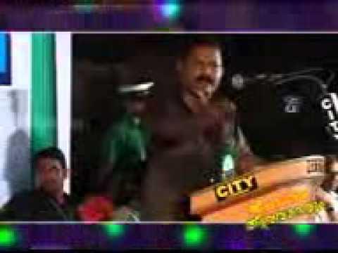 K M Shaji Against  Ndf video