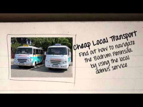 Bodrum Peninsula Travel Guide e-book Promo