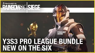 Rainbow Six Siege: Y3S3 Pro League Bundle - New on the Six | Ubisoft [NA]