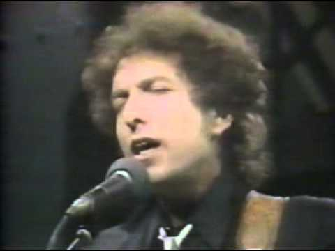 Bob Dylan - License To Kill