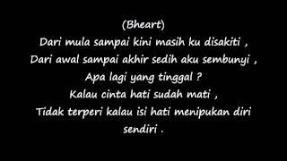 Konflik - Bheart X Kmy Kmo (lyrics video)
