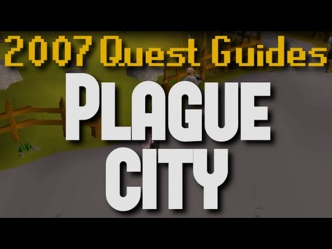 Runescape 2007 Quest Guides: Plague City