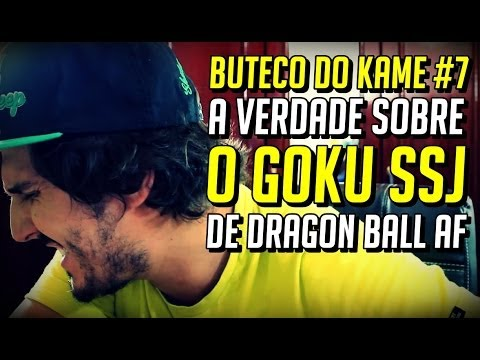 Buteco Do Kame #7 | Sobre A Verdade Sobre O Goku Ssj5 De Dragon Ball Af video