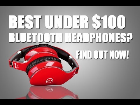BEST Under $100 Bluetooth Headphones EVER? Rhythmz BluHD Wireless Headphones Review