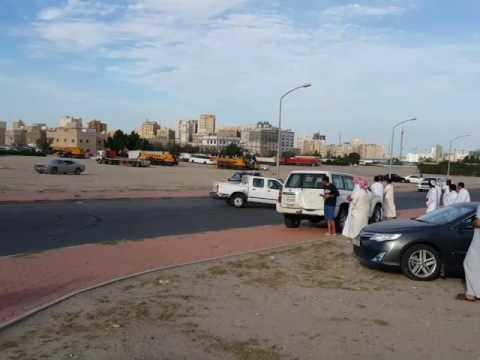 Car Racing ,fahaheel,kuwait