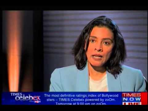 Aruna Jayanthi in conversation with Times Now: Tata Power Challenge on Super Techies Show S3