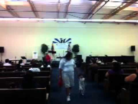 De Mujer a Mujer con Dios 2011