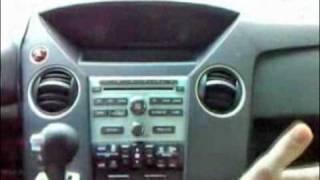 Большой тест-драйв: Honda Pilot [СиДр] ч.1