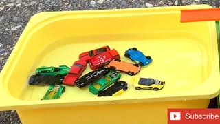 Learn colors with small cars - toys for kids Cool Toys
