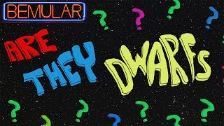 Bemular + The Five Dwarfs - ARE THEY DWARFS?? (NEW SONG!!!)