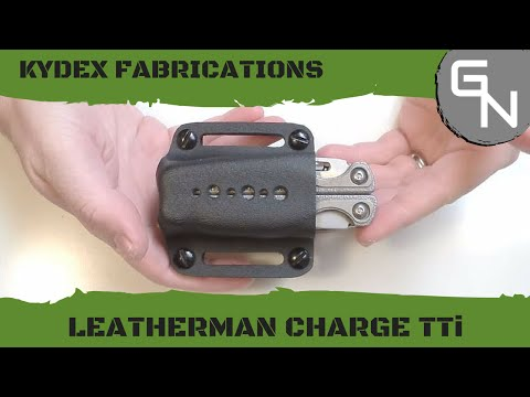 Leatherman Charge TTi Kydex Sheath