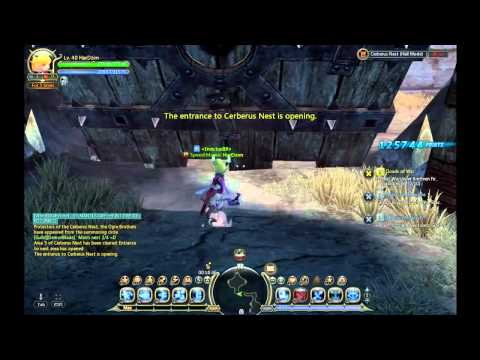 Dragon Nest Sea Cerberus Nest Hell