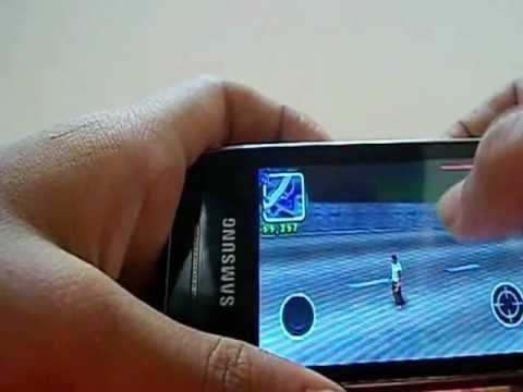 Gameplay: Gangstar West Coast Hustle On Samsung Galaxy Y S5360