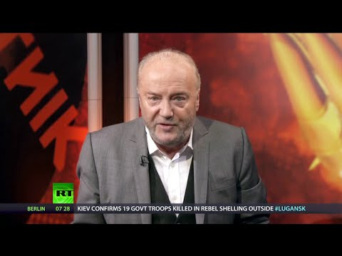 Sputnik with George Galloway and Gayatri - Episode 34 - 12th July 2014