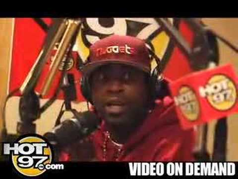 50 Cent on Young Buck drama.