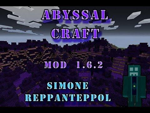 Minecraft Mod Abyssal craft Recensione+Istallazione ITA