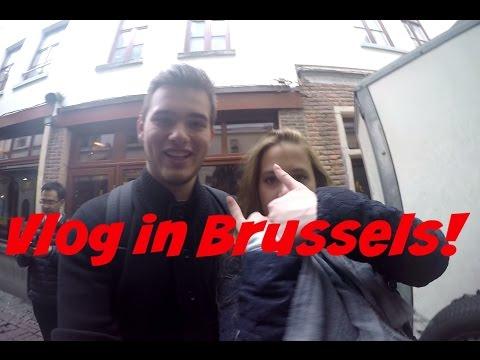 Vlog in Brussels!
