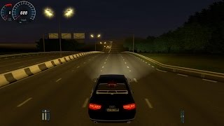 City Car Driving Audi A8 0-100 Son Hız(Top Speed)