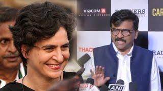 Congress will get benefit from Priyanka Gandhi's entry into politics: Sanjay Raut | Oneindia News