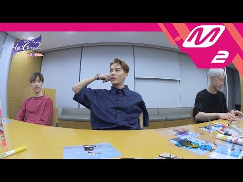 [GOT7's Hardcarry2] Hard Carry2, GOT7 make smart phone cases themselves (ENG SUB)