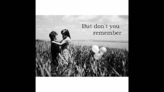 Adele Video - Adele - Don't you remember with lyrics