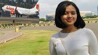 """Lạnh người dòng chia sẻ cuối cùng""""điềm báo""""nữ tiếp viên Lion Air trước khi lên chuyến bay định mệnh"""