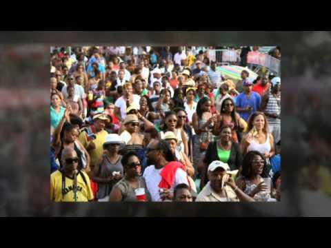 Grace Jamaican Jerk Festival - Queens, New York - 21 July 2013 (MediaMojoGuy)