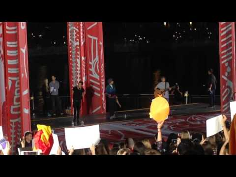 One Direction- Little Things (11-17-14 1dorlando Sound Check) video