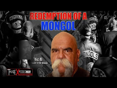 Redemption of a Mongol: Co-Founder Big Al's Story-THUGEXPOSED.ORG