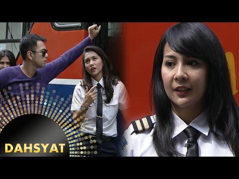 Pilot Cantik Di Wawancara Host Dahsyat [Dahsyat] [5 April 2016]