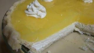 How to Make Lemon Supreme Pie
