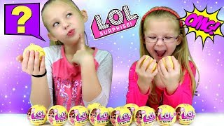 LOL Surprise Dolls Lil Sisters Series 3 Opening!
