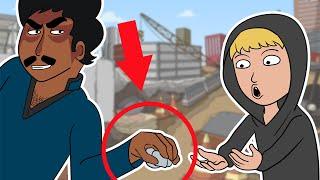 Mom Confronts Son's Drug Dealer (freaks out!)